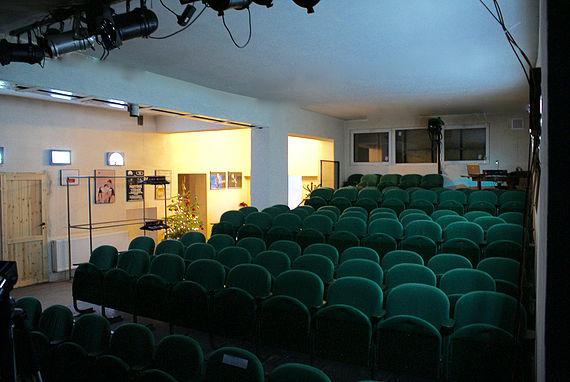 2017 r. obecne wnętrze Teatru Żelaznego